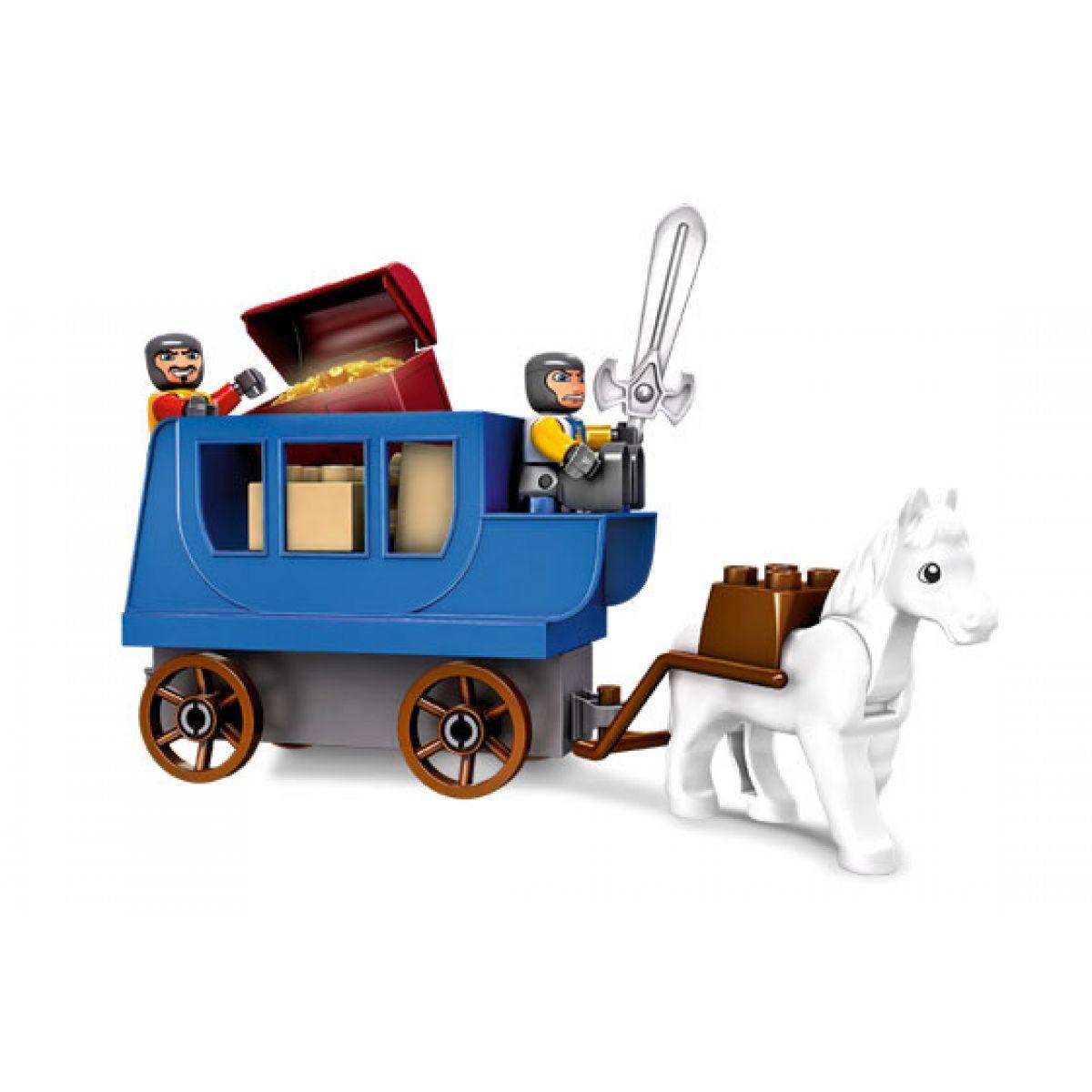 LEGO DUPLO Hrady - Přepadení #3
