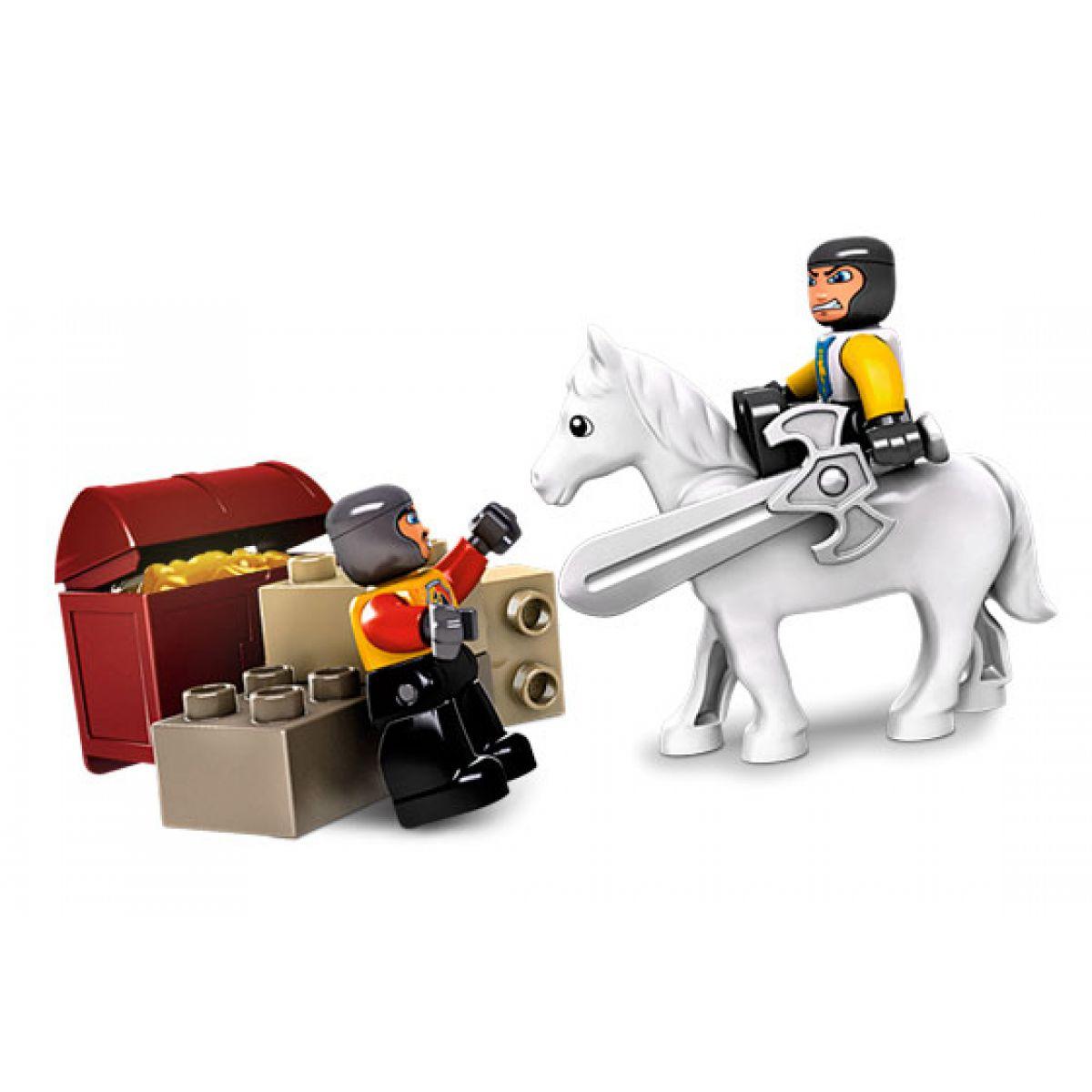 LEGO DUPLO Hrady - Přepadení #4