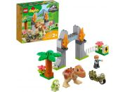 LEGO® DUPLO® Jurassic World ™ 10939 T-rex a Triceratops na útěku