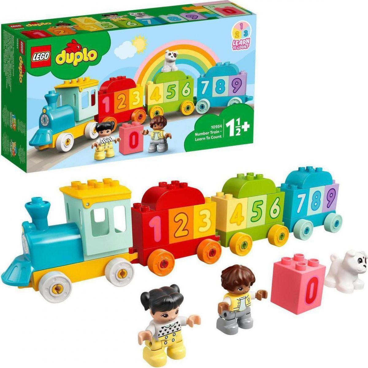 LEGO® DUPLO® My First 10954 Vláček s čísly Učíme se počítat