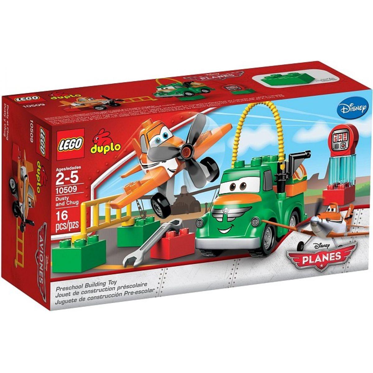 LEGO DUPLO Planes 10509 Dusty a Chug