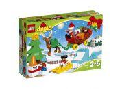 LEGO DUPLO Santovy Vánoce
