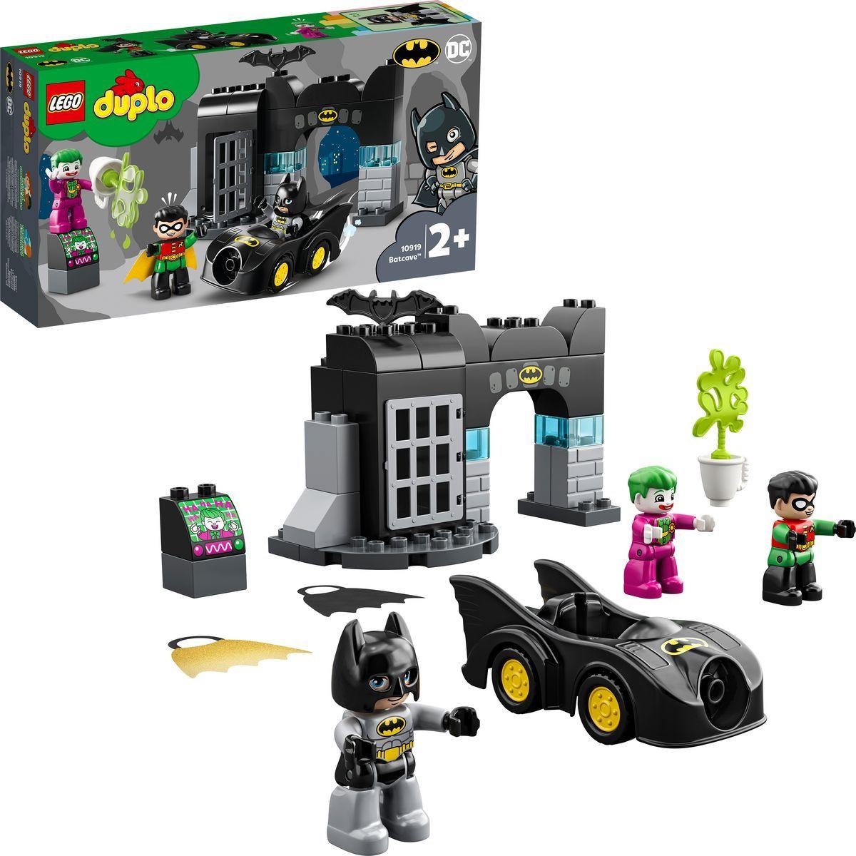 LEGO® DUPLO® Super Heroes 10919 Batmanova jeskyně