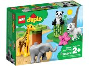 LEGO Duplo Town 10904 Zvířecí mláďátka