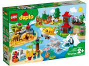 LEGO Duplo Town 10907 Zvířata světa