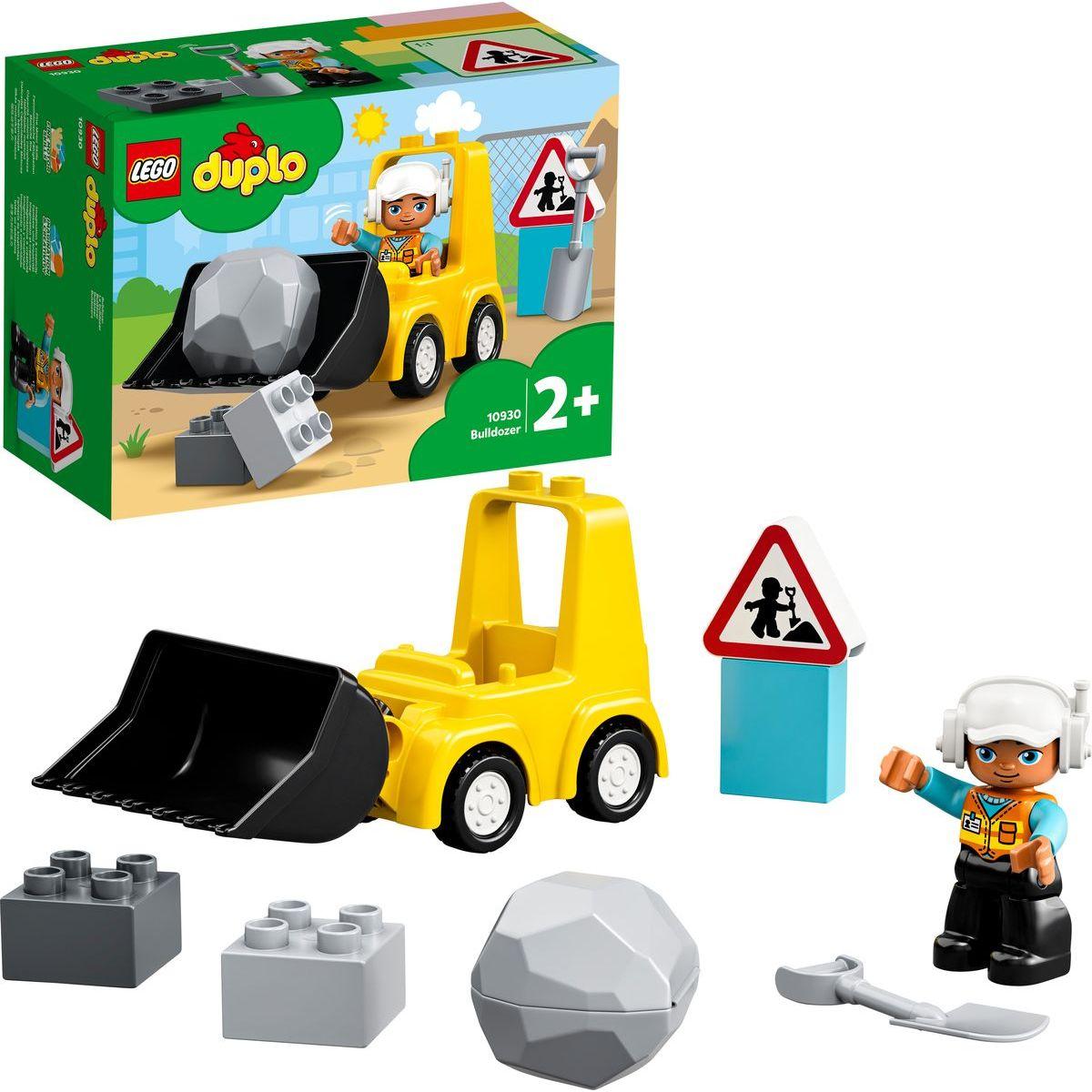 LEGO® DUPLO® Town 10930 Buldozer