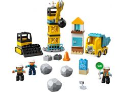 LEGO DUPLO Town 10932 Demolice na staveništi