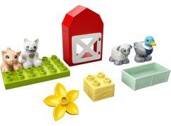 LEGO DUPLO Town 10949 Zvířátka z farmy