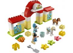 LEGO DUPLO Town 10951 Stáj s poníky