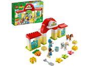 LEGO® DUPLO® Town 10951 Stáj s poníky