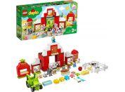 LEGO® DUPLO® Town 10952 Stodola, traktor a zvířátka z farmy