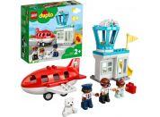 LEGO® DUPLO® Town 10961 Letadlo a letiště