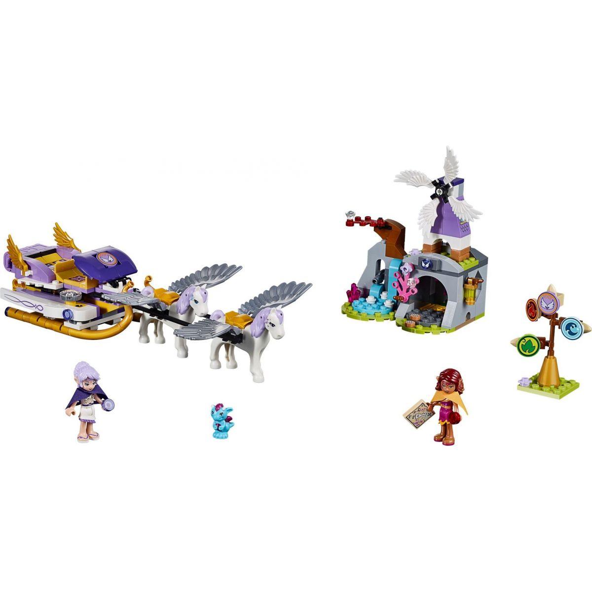 LEGO Elves 41077 Aira a saně tažené Pegasy #2