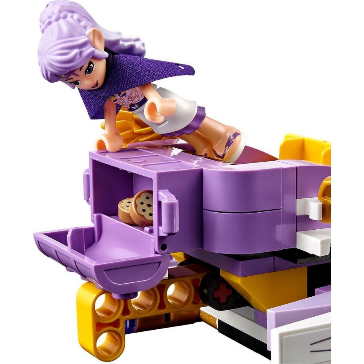 LEGO Elves 41077 Aira a saně tažené Pegasy #4