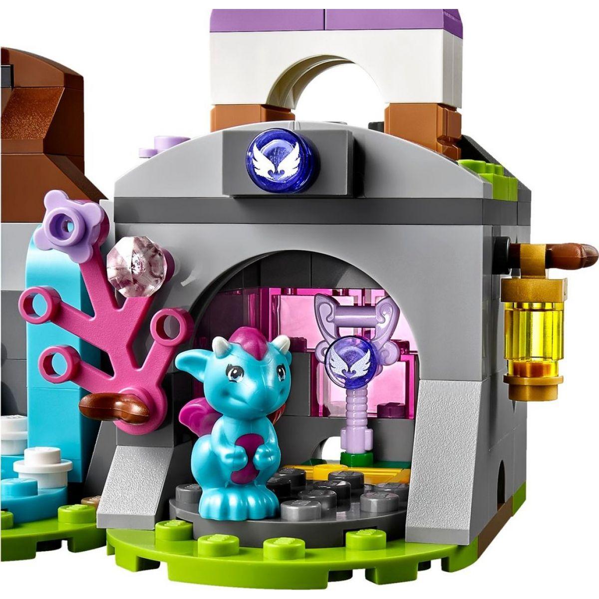 LEGO Elves 41077 Aira a saně tažené Pegasy #6