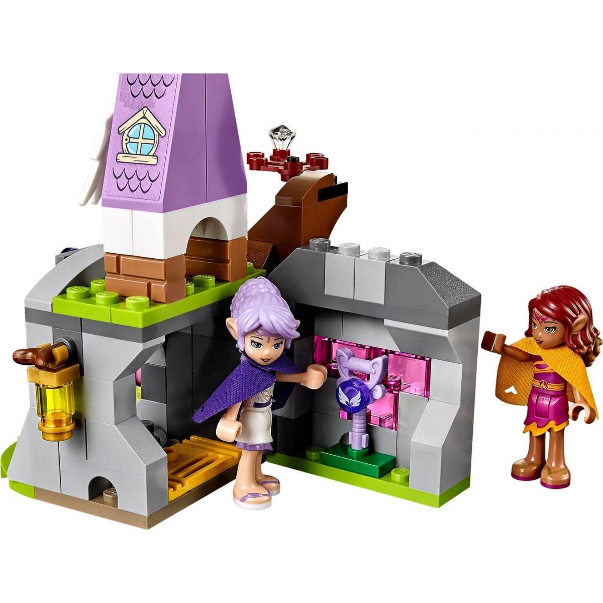 LEGO Elves 41077 Aira a saně tažené Pegasy #8