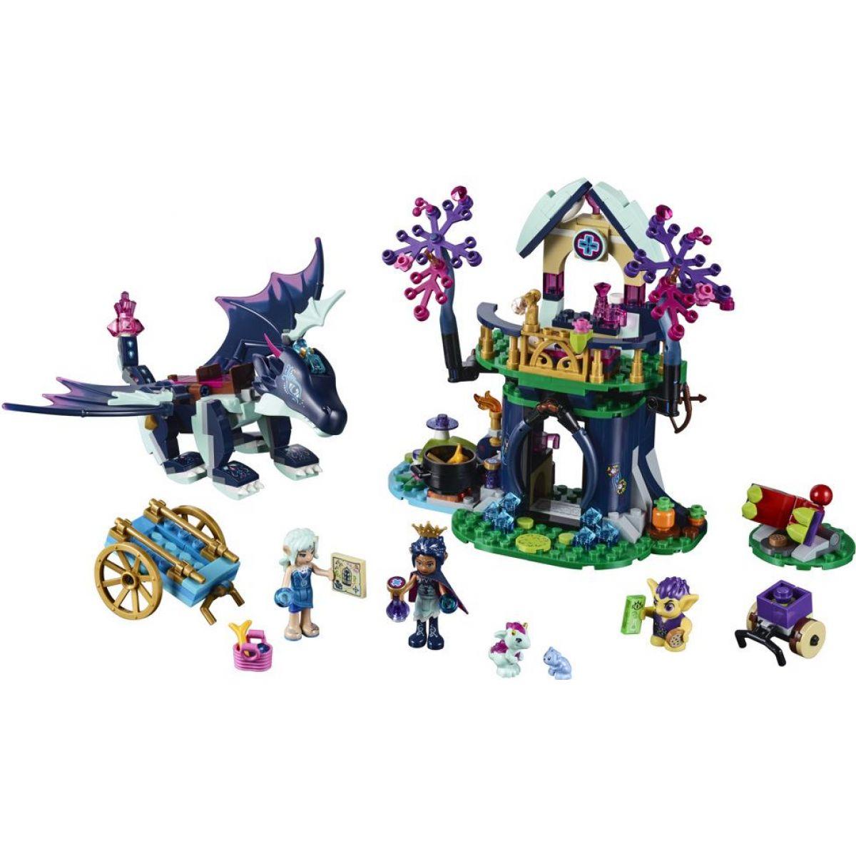LEGO Elves 41187 Rosalyna léčivá skrýš #3