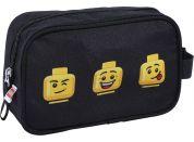 LEGO Faces Black toaletní taška