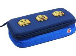 LEGO Faces Blue pouzdro 3D