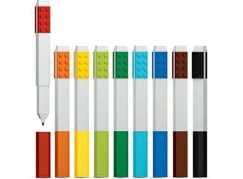 LEGO Fixy, mix barev - 9 ks