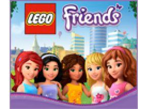 LEGO Friends - LEGO pouze pro děvčátka