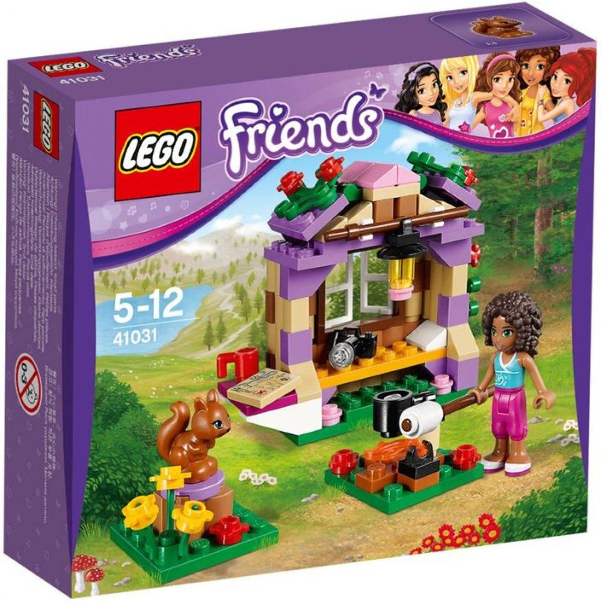 LEGO Friends 41031 Horská chata Andrea