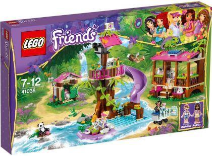 LEGO Friends 41038 Základna záchranářů v džungli