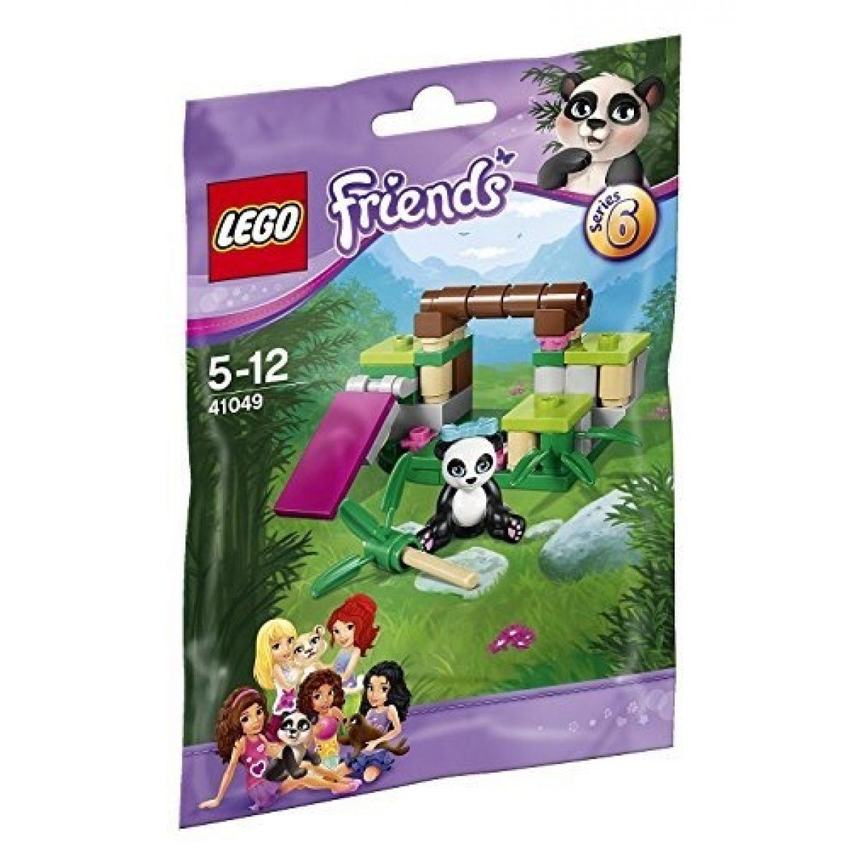 LEGO Friends 41049 Bambus pro Pandu