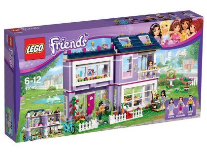 LEGO Friends 41095 Emmin dům - Poškozený obal
