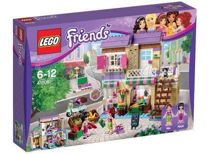 LEGO Friends 41108 Trh s potravinami v městečku Heartlake
