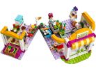 LEGO Friends 41118 Supermarket v Heartlake 4
