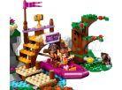 LEGO Friends 41121 Dobrodružný tábor - jízda na divoké vodě 3