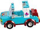 LEGO Friends 41125 Veterinářský přívěs s koněm 4