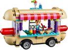 LEGO Friends 41129 Dodávka s párky v rohlíku v zábavním parku 3