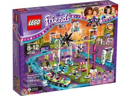 LEGO Friends 41130 Horská dráha v zábavním parku - Poškozený obal