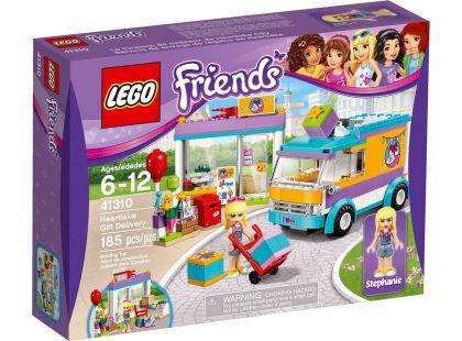 LEGO Friends 41310 Dárková služba v městečku Heartlake