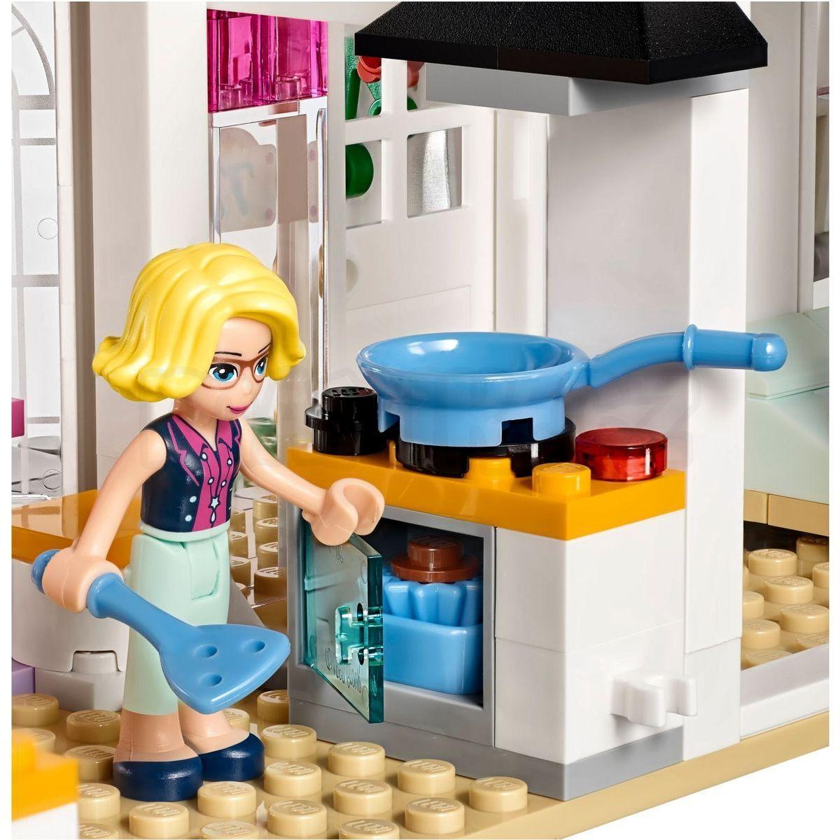 a15a31576 ... LEGO Friends 41314 Stephanie a její dům 5. +6 dalších