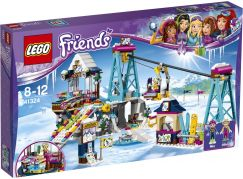 LEGO Friends 41324 Lyžařský vlek v zimním středisku  - Poškozený obal