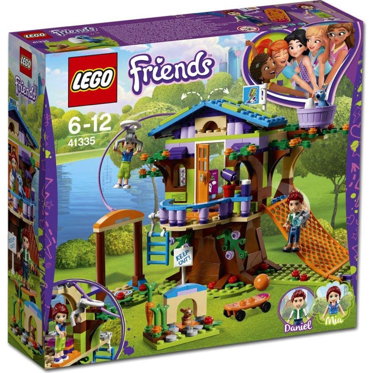 LEGO Friends 41335 Mia a její domek na stromě - Poškozený obal