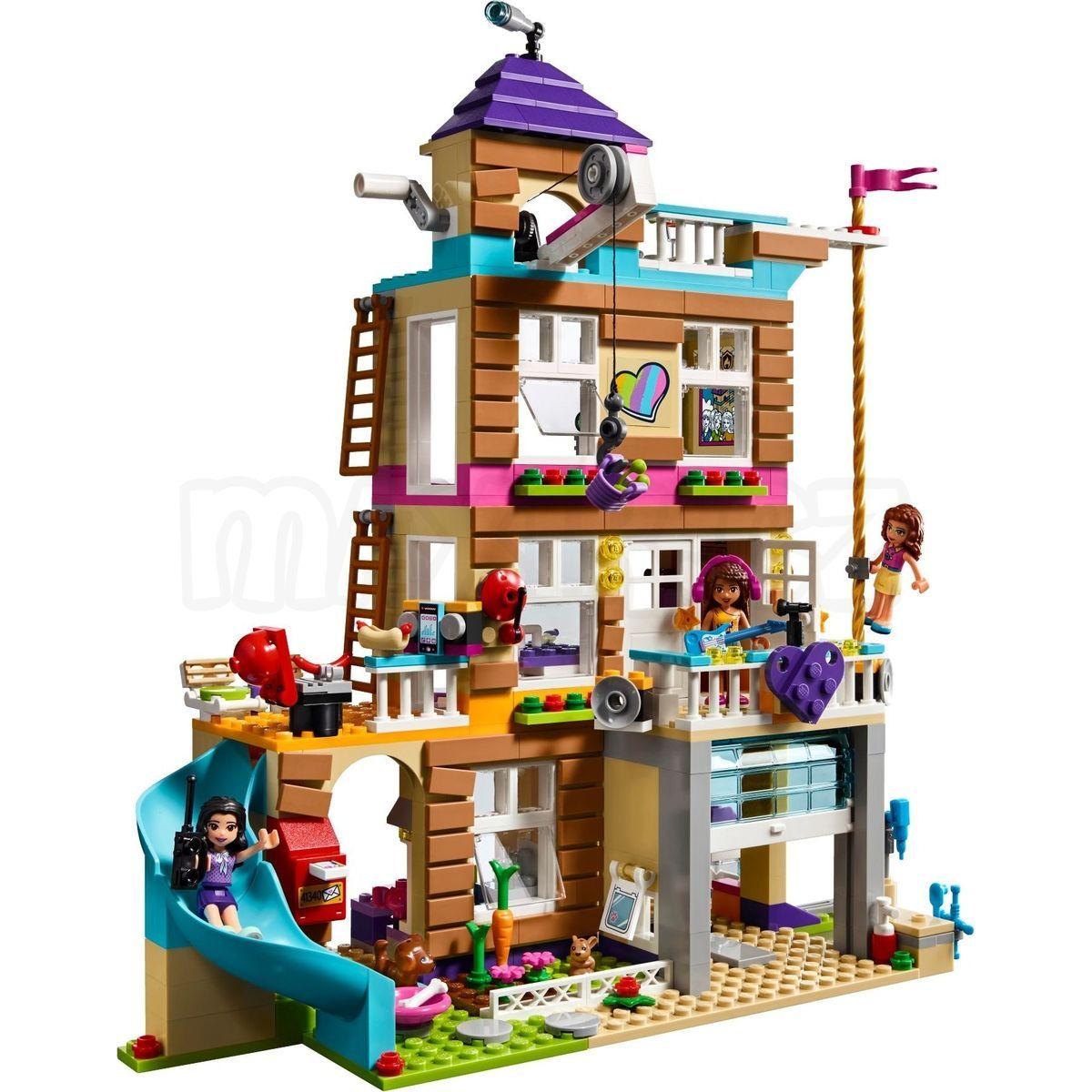 lego friends 41340 d m p telstv max kovy hra ky. Black Bedroom Furniture Sets. Home Design Ideas