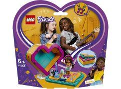 LEGO Friends 41354 Andreina srdcová krabička