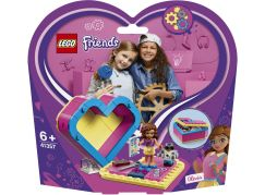 LEGO Friends 41357 Olivina srdcová krabička