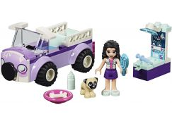LEGO Friends 41360 Emma a mobilní veterinární klinika - Poškozený obal
