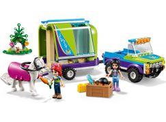 LEGO Friends 41371 Mia a přívěs pro koně - Poškozený obal