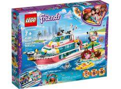 LEGO Friends 41381 Záchranný člun - Poškozený obal