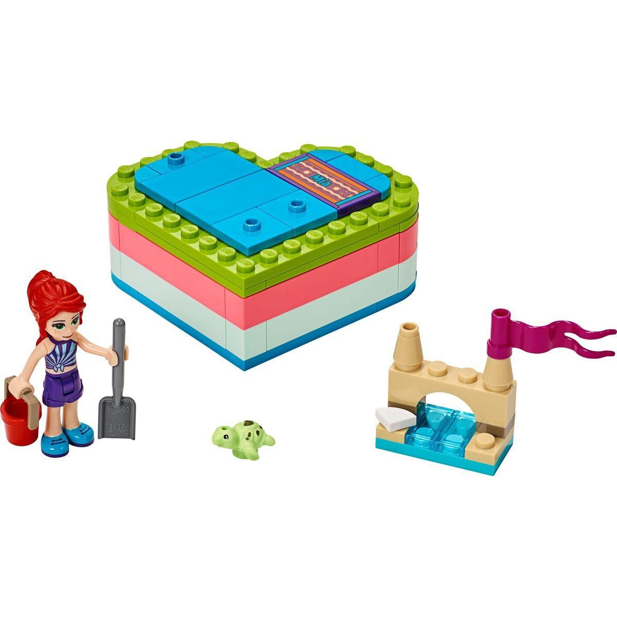 LEGO Friends 41388 Mia a letní srdcová krabička