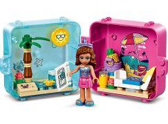LEGO Friends 41412 Herní boxík Olivia a její léto