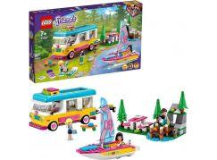 LEGO® Friends 41681 Kempování v lese