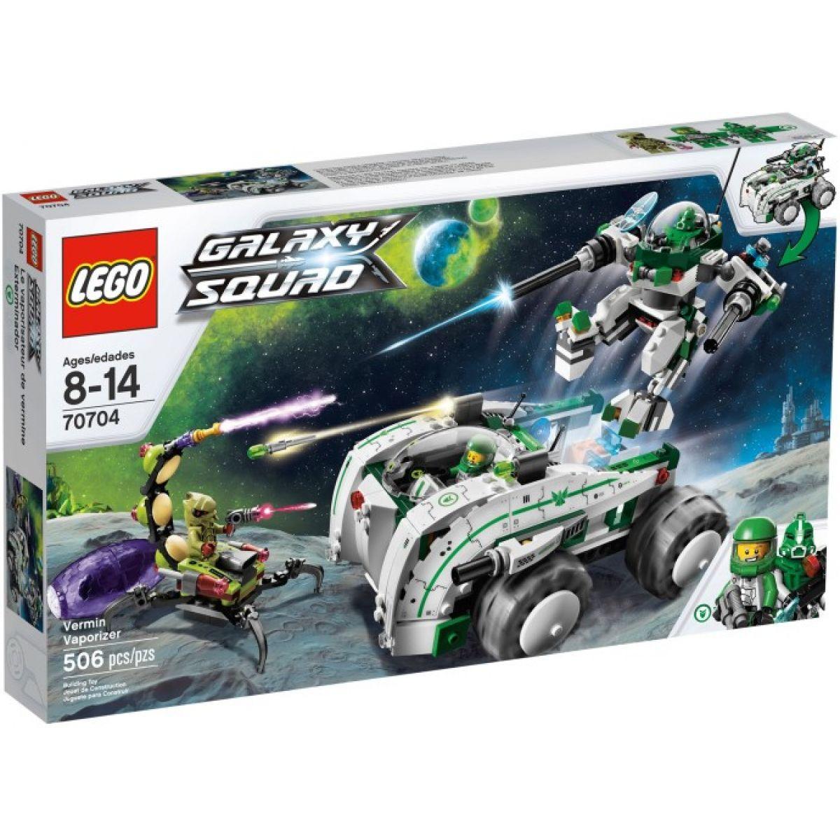LEGO Galaxy Squad 70704 Likvidátor havěti