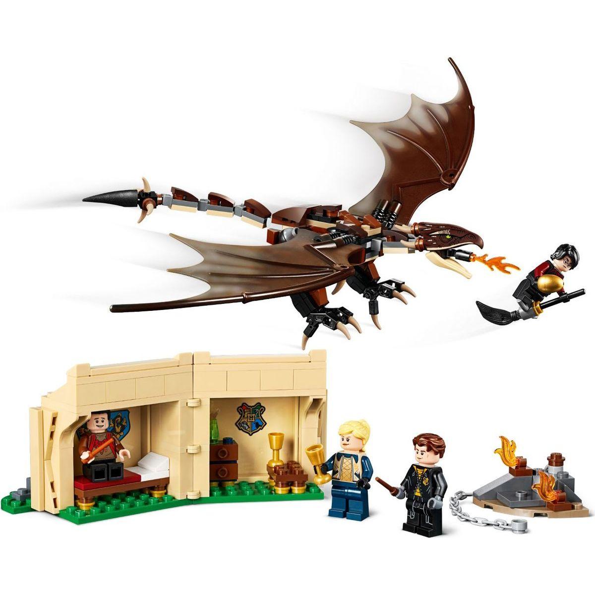 LEGO Harry Potter TM 75946 Maďarský trnoocasý drak: Turnaj tří kou